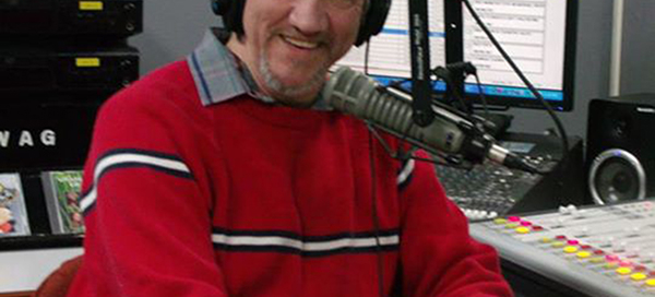 WWAG's Dangerous Dan will co-host Radio Day on Dec. 1.