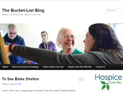 Visit our Bucket-Lis Blog Today!