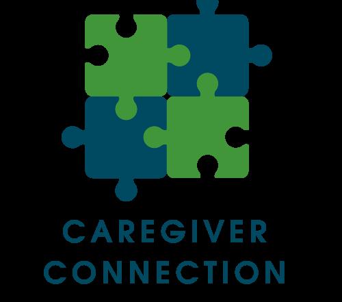 Caregiver Connection Logo 1 Two Color LARGER